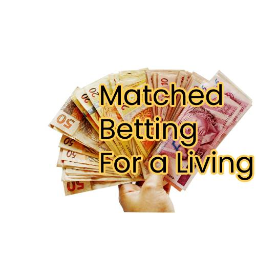Is the money from matched betting enough for a living?
