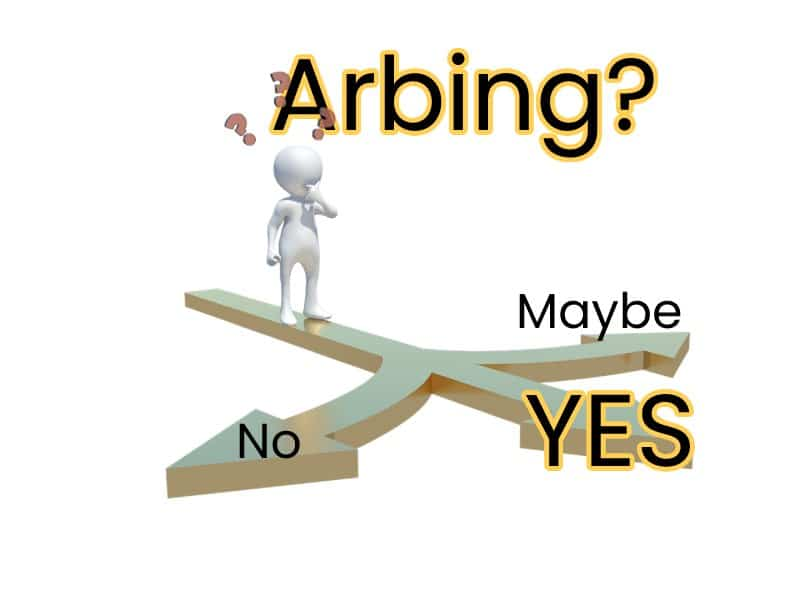 Is arbitrage betting still possible and worth trying in 2021?