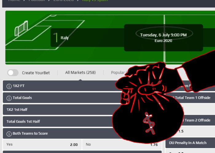 What does Stake Not Returned (SNR) Free bet mean?
