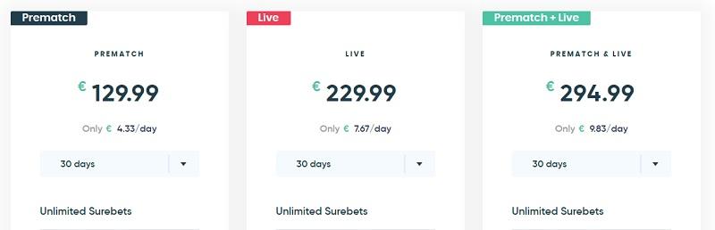 betburger surebet scanner price