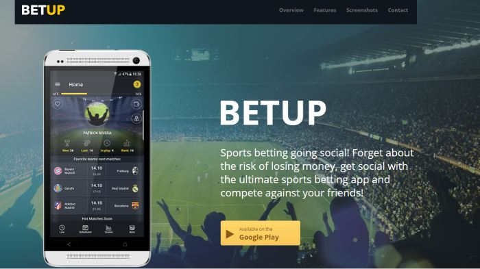 betup review betting with fake money
